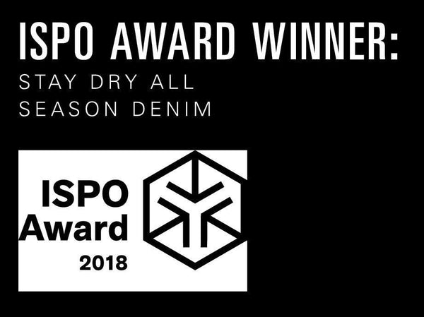 We've Won An ISPO Award!