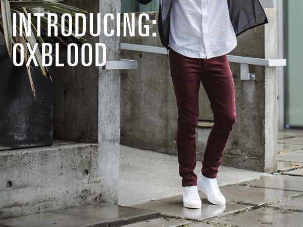 "Colours We Love: Oxblood - Your New Favourite ""Neutral"""