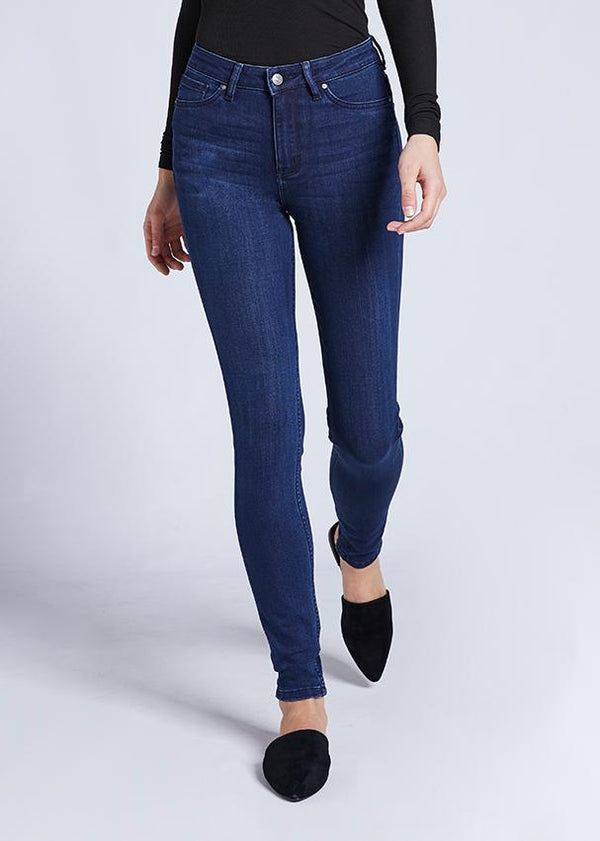 Dish by DUER Adaptive Denim High Rise Skinny - Oceanic Jeans Dish
