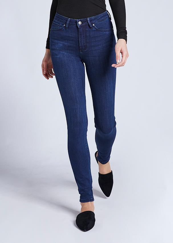 Dish by DUER Adaptive Denim High Rise Skinny - Oceanic