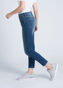 Dish by DUER Adaptive Denim High Rise Streamline