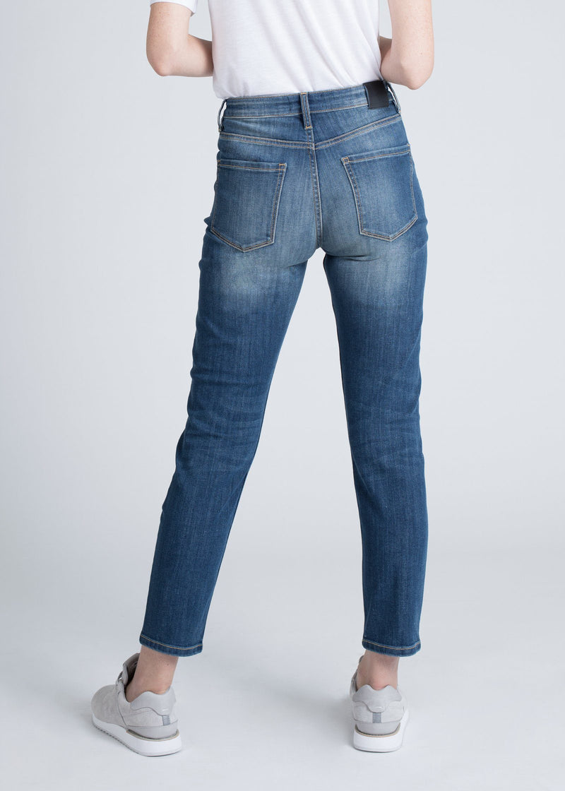 Dish by DUER Adaptive Denim High Rise Streamline - Elora