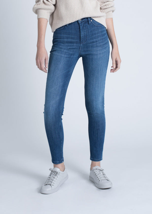 Dish by DUER Adaptive Denim High Rise Skinny - Skeena