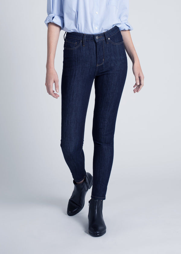 Dish by DUER Adaptive Denim High Rise Skinny - Rinse