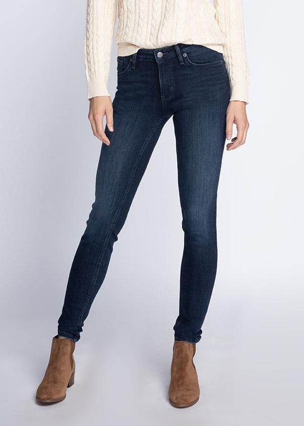 Dish by DUER Mid Rise Skinny - Sleepy Hollow