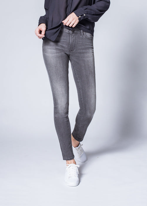 Dish by DUER Adaptive Denim Skinny - Vintage Grey
