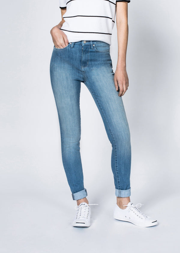Dish by DUER Adaptive Denim High Rise Skinny - Joni Jeans Dish
