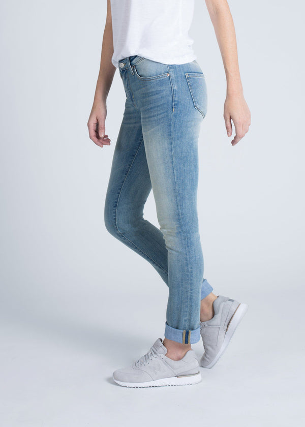Dish by DUER Adaptive Denim Straight & Narrow - Fontaine