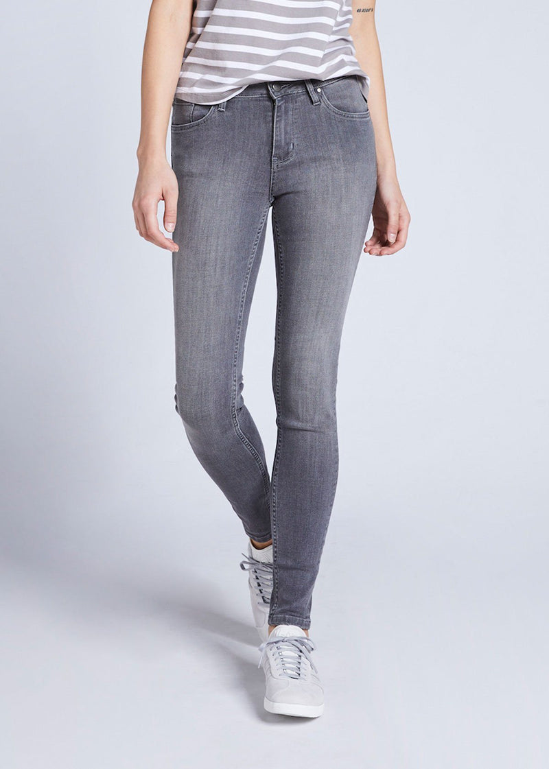 Dish by DUER Mid Rise Skinny - Pebble Beach