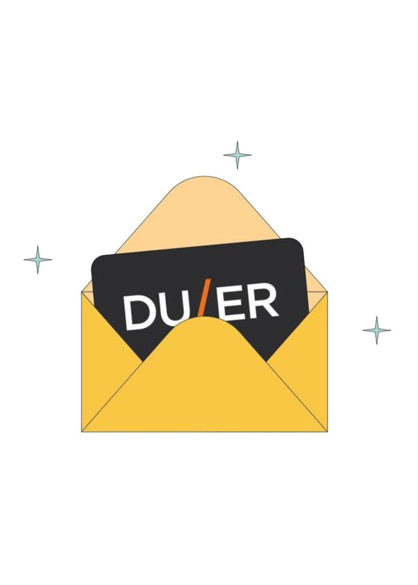 DUER Gift Card