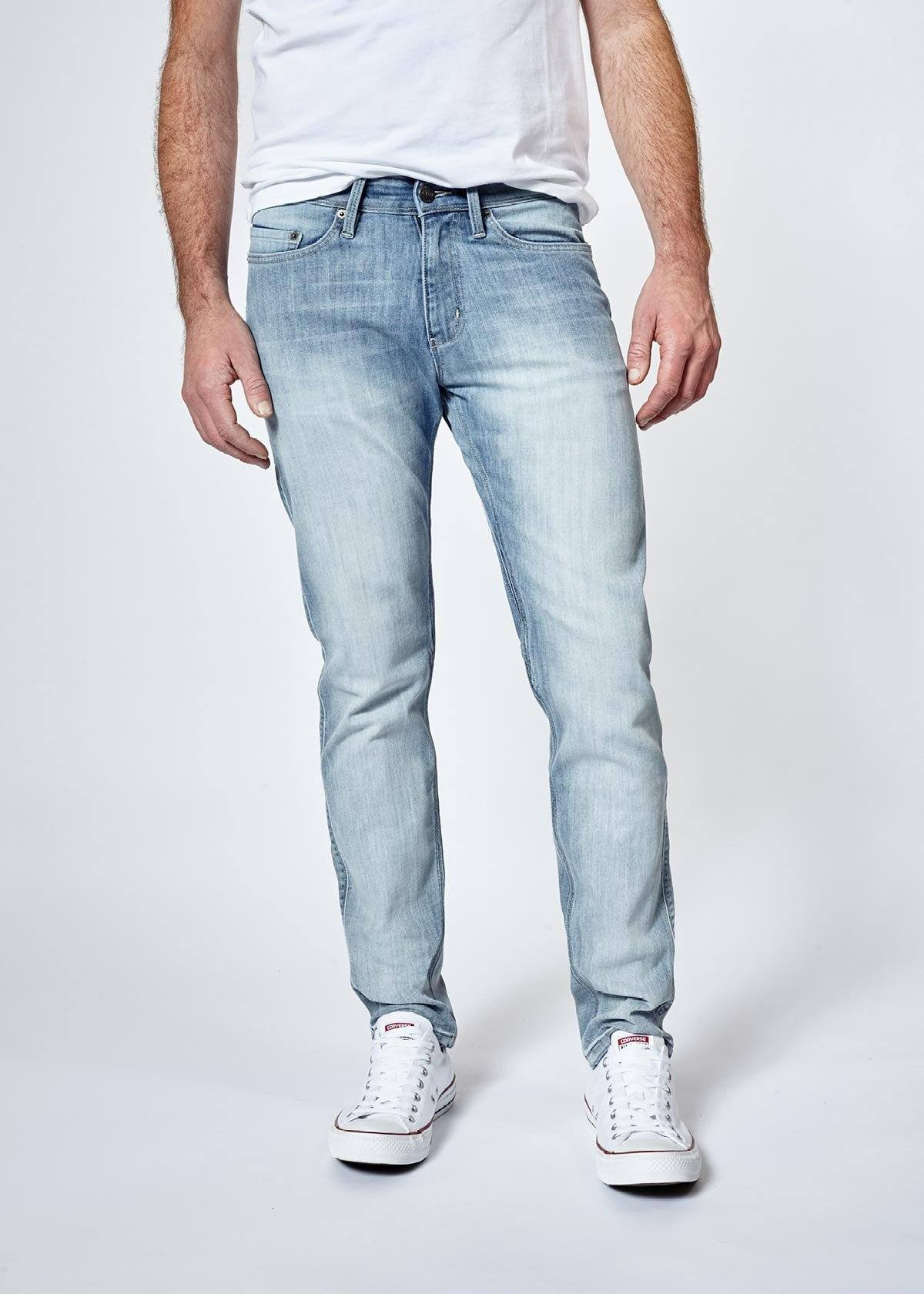 Performance Denim Slim - Super Bleach