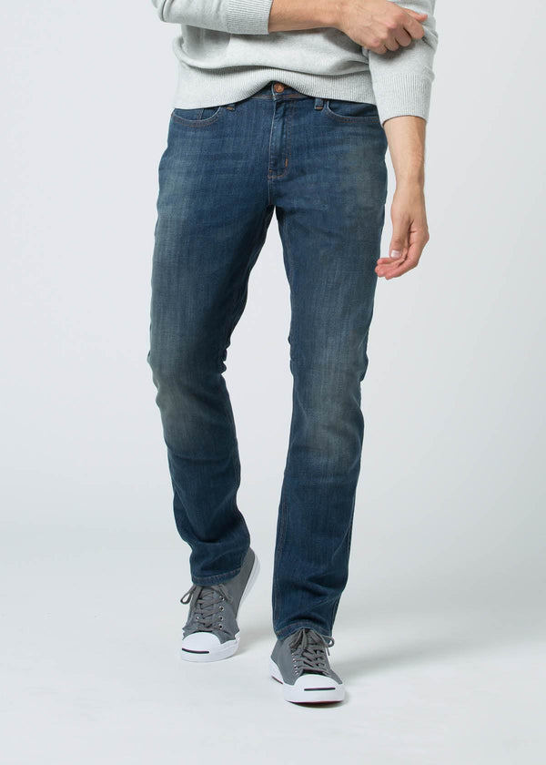 Performance Denim Relaxed - Vintage Jeans Duer