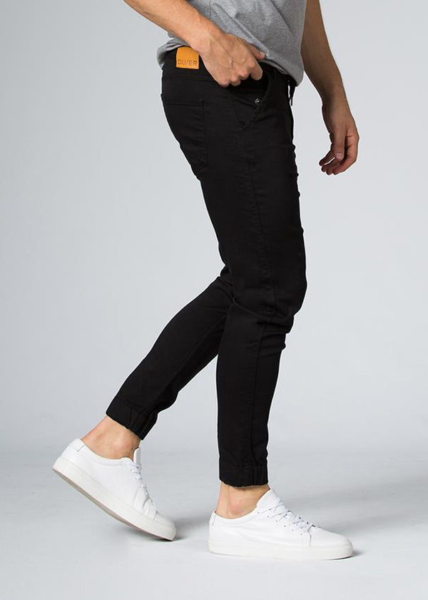 No Sweat Jogger - Black