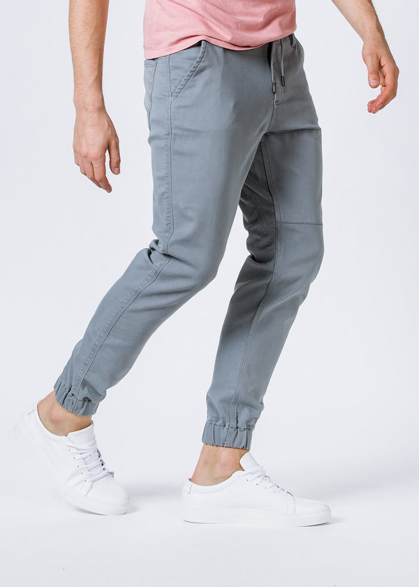 No Sweat Jogger - Lunar Grey Joggers Duer