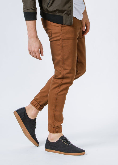No Sweat Jogger - Rust