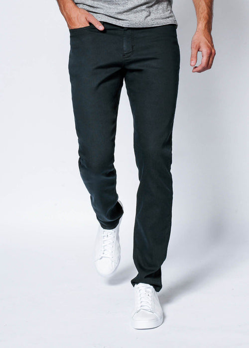 No Sweat Pant Slim - Dark Aqua