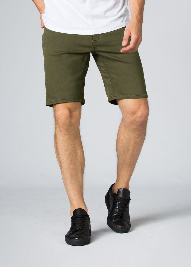 No Sweat Short - Army Green Shorts Duer