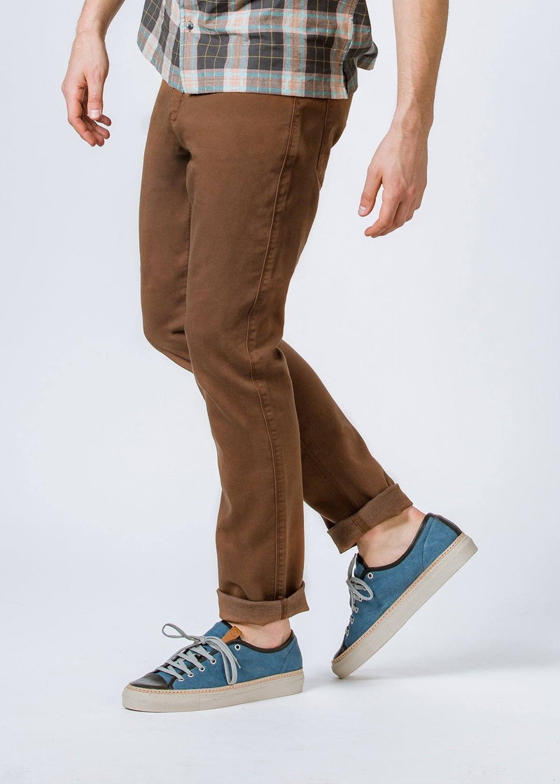 No Sweat Pant Relaxed - Rust Pants Duer