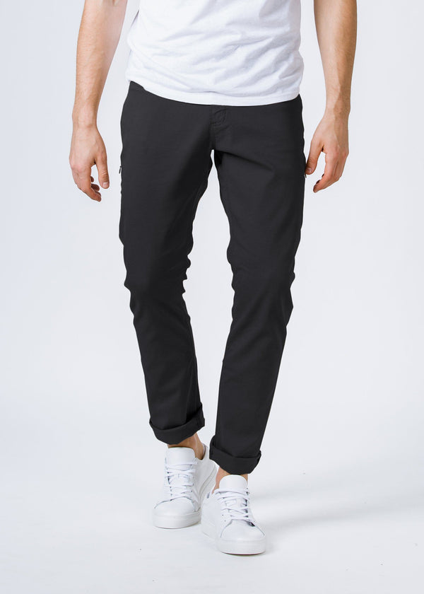 Live Lite A/C Pant Relaxed - Black Pants Duer