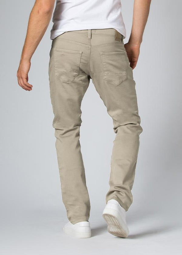 No Sweat Pant Relaxed - Light Khaki Pants Duer