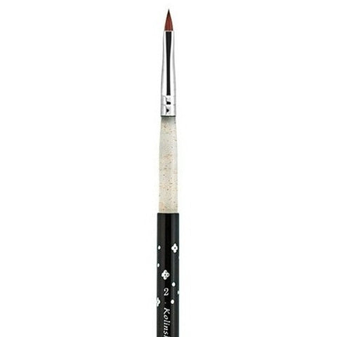#2 Kolinsky Sable Acrylic Brush - Vroni Nail Art
