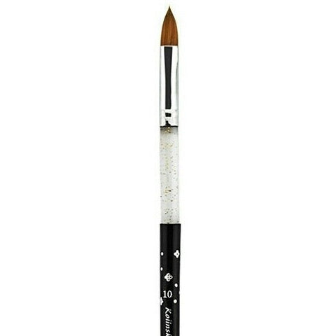 #10 Kolinsky Sable Acrylic Brush - Vroni Nail Art