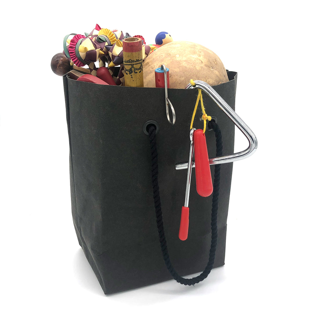 lunch bag with handles