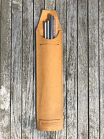 straw & chopstick travel case