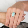 Amaroo Turquoise Ring on Model