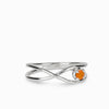 Carnelian Birthstone Ring