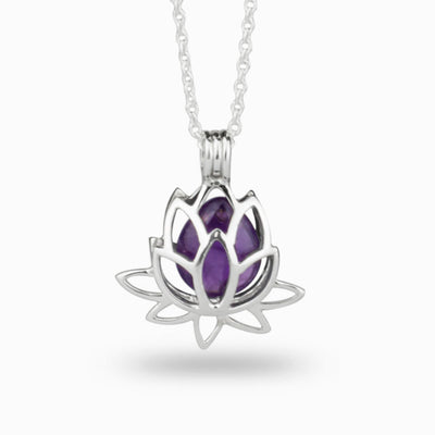 Lotus Flower Necklace