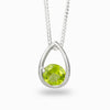 Faceted Peridot