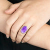 Sugilite Ring on Model