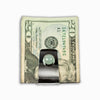 Aquamarine Money Clip