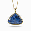Azurite Pendant from the Midas Touch Collection