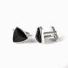 Black Tourmaline Cufflinks