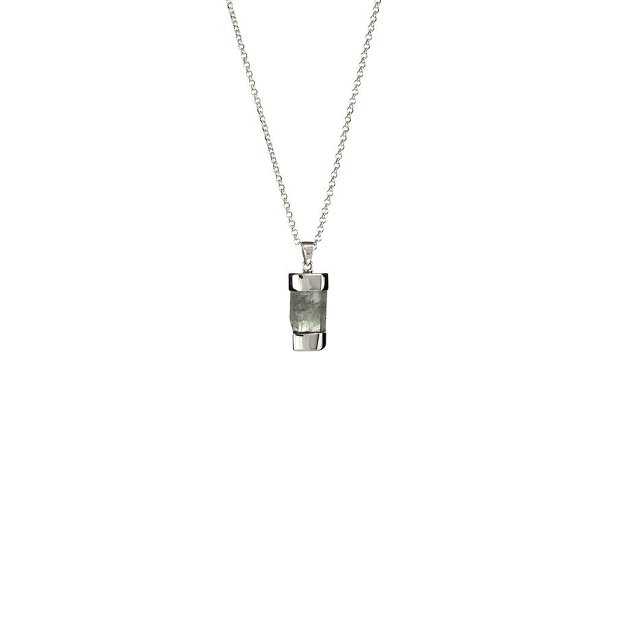 Blue Tourmaline Pendant from the Melody Collection