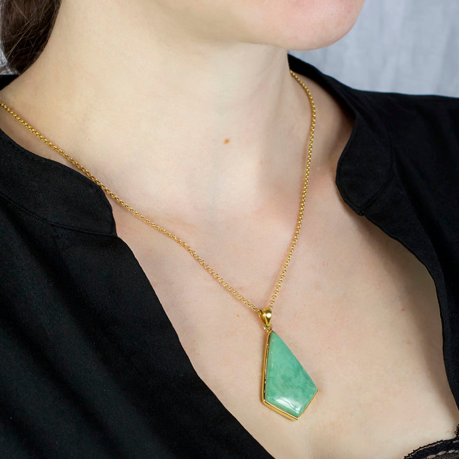 Campo Frio Turquoise Pendant