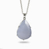Blue Chalcedony Pendants