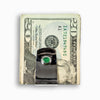 Emerald Money Clip