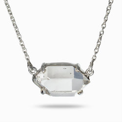 Herkimer Diamond necklace