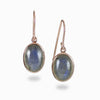 Labradorite Earrings from the Midas Touch Collection