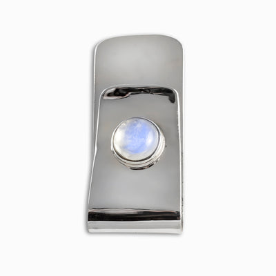 Moonstone Money Clip