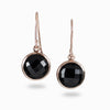Onyx Earrings from the Midas Touch Collection