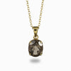 Smokey Quartz Pendant from the Midas Touch Collection