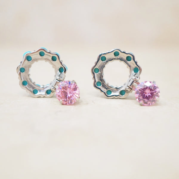 Flower Bomb Earrings