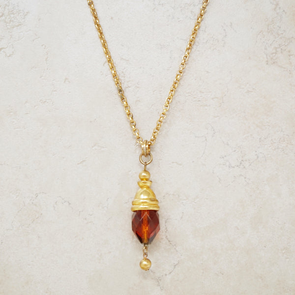 Shirley Pendant Necklace
