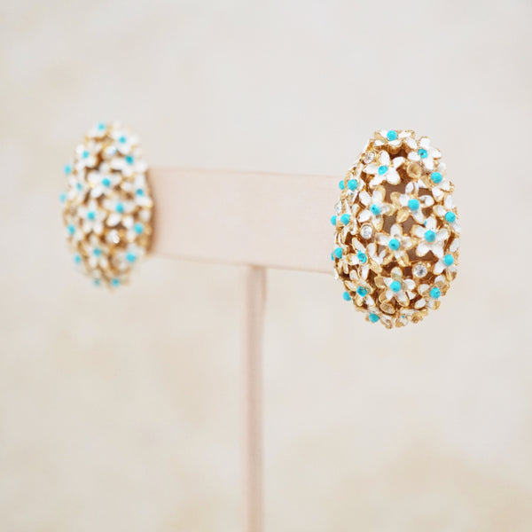 Charlotte Statement Earrings