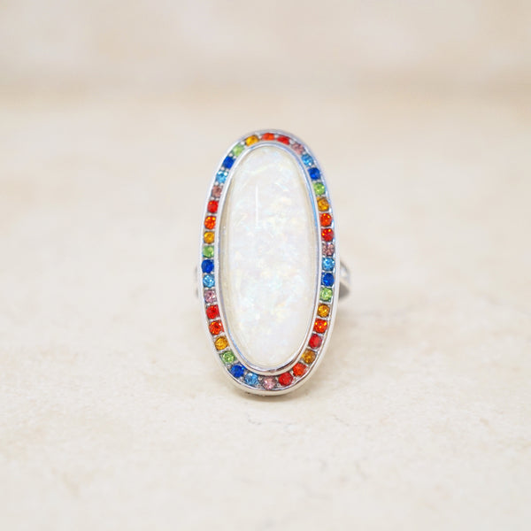 Over The Rainbow Ring