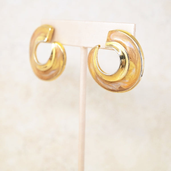 Carmela Statement Earrings